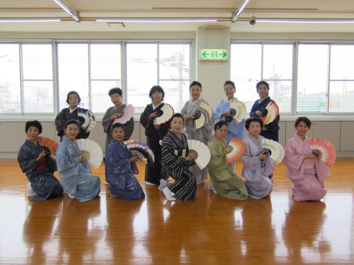 日本舞踊【花柳流】(前期)イメージ画像