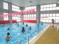 水中ストレッチ・トレーニング(後期)イメージ画像